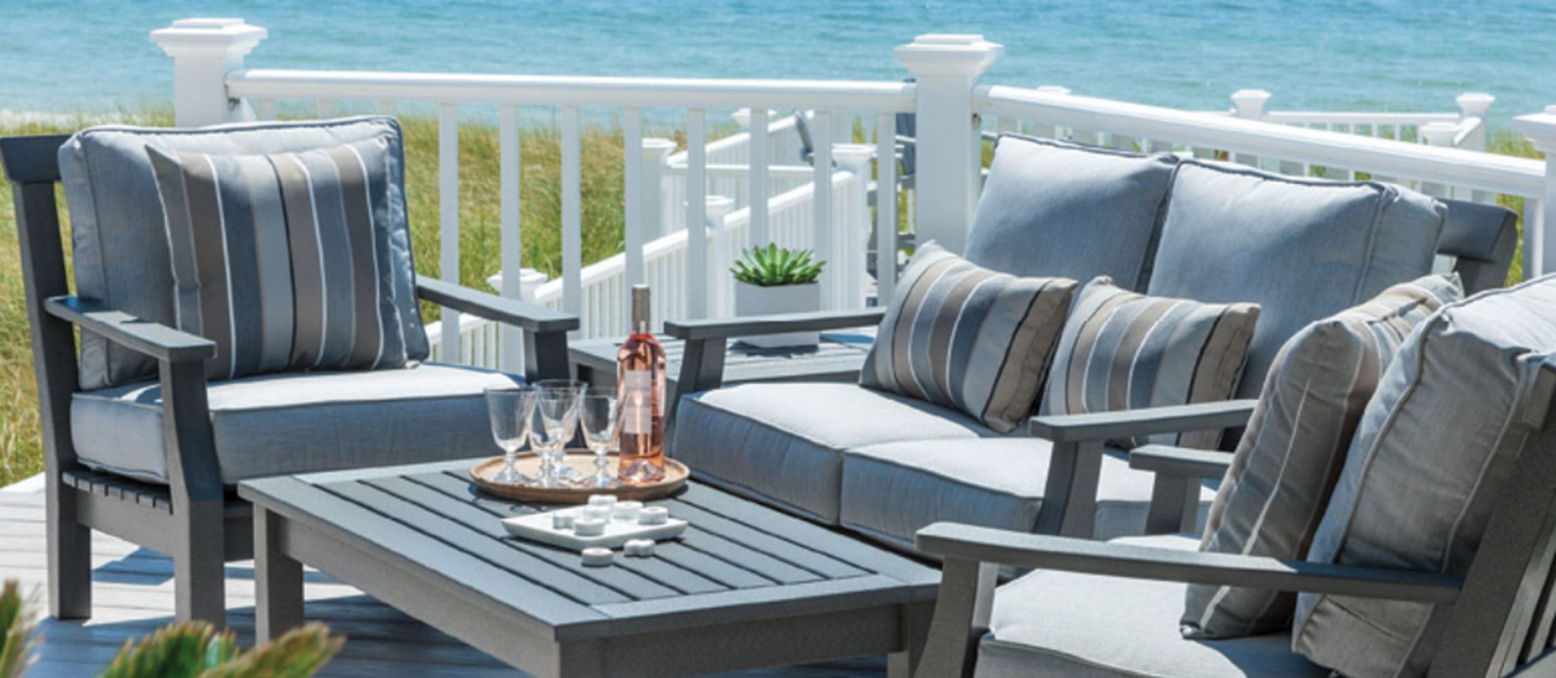 Seaside Casual Patio Furniture.Seaside Casual Bell Tower Lake House Living Co
